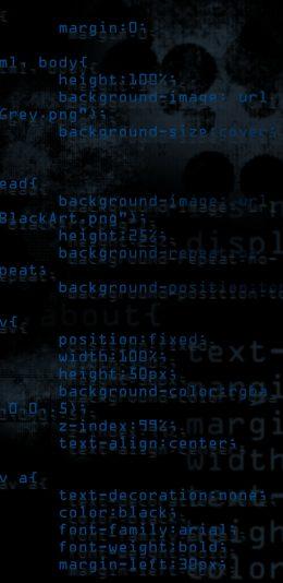 编程代码壁纸