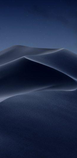 macOS Mojave壁纸适配iphoneX