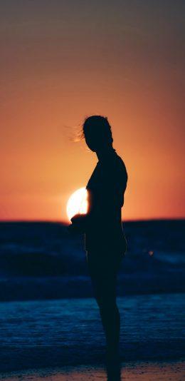 夕阳唯美壁纸