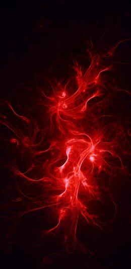 坚果Pro 2s手机壁纸红色
