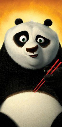 功夫熊猫卡通壁纸
