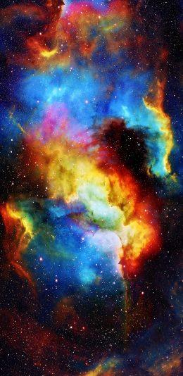 手机壁纸-宇宙星云