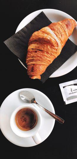 面包和咖啡