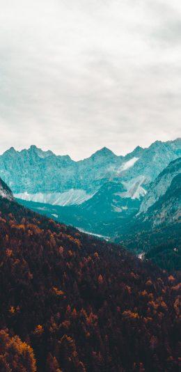 手机/平板/电脑 横屏4K风景雪山壁纸