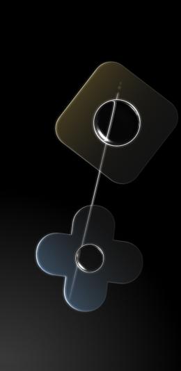 Pixel4黑色壁纸