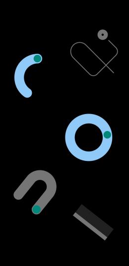 Pixel4黑色手机壁纸