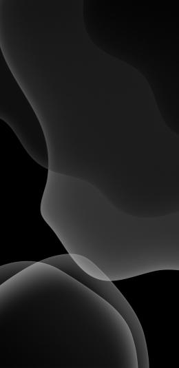 [原图]ios13系统壁纸/灰色