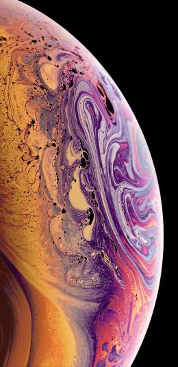 [2960X1440]苹果 iPhone XS / Max / XR 手机全套自带内置壁纸下载