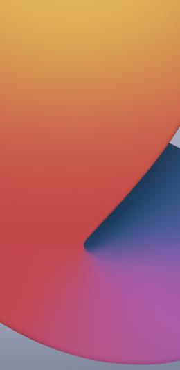 苹果iPadOS 14内置壁纸原图下载