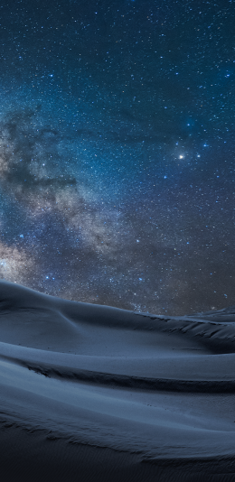 [9MB]Nokia 8.3 5G系统自带壁纸|星空 沙漠风景壁纸