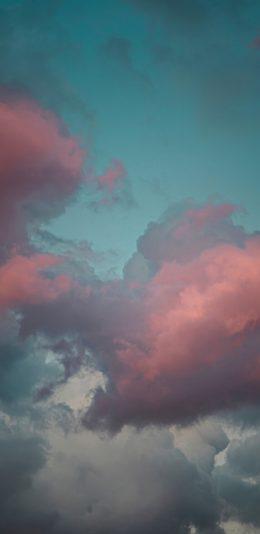 蓝色天空,2k
