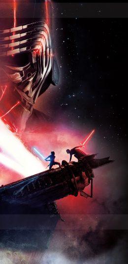[2k 2960x1440]Star Wars: The Rise Of Skywalker星球大战电影手机壁纸图片