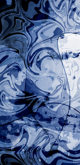 2436x1125 花纹 设计 适配iphone手机壁纸