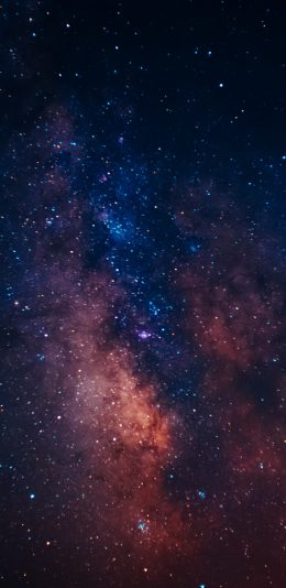 美丽震撼的星河高清手机壁纸
