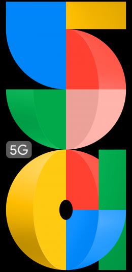 Pixel 5a手机系统壁纸(2)
