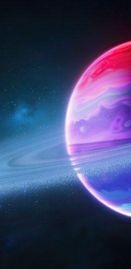彩色的星球