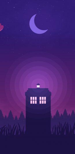 《神秘博士》(Doctor Who)动漫唯美壁纸