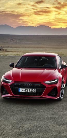 奥迪Audi RS7跑车壁纸图片