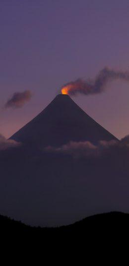 火山4K风景壁纸