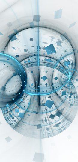 科幻抽象设计2K手机壁纸