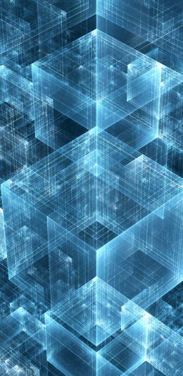 科幻设计2K手机壁纸